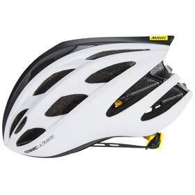 Mavic Cosmic Ultimate II Bike Helmet Men white/black